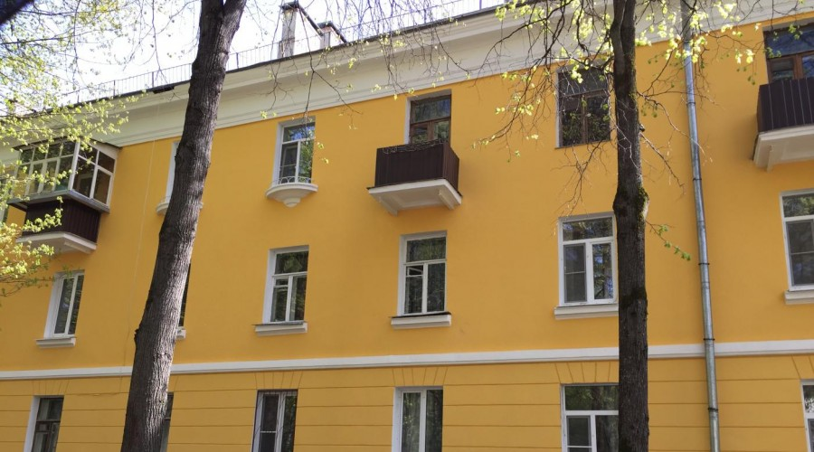 Найти бригаду для ремонта фасада